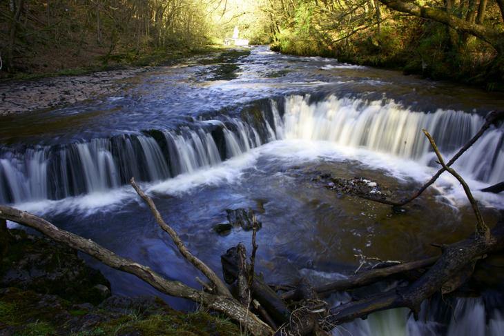 Sgwd y Bedd (Horseshoe Falls)